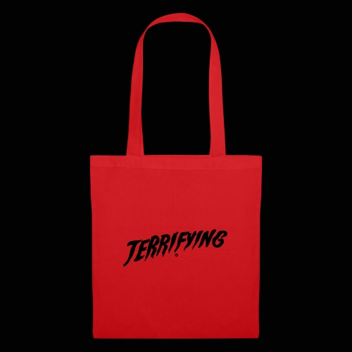 Terrifying, la peur graphique ! - Tote Bag