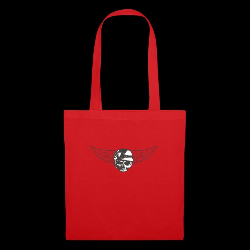 Biker skull - Tote Bag