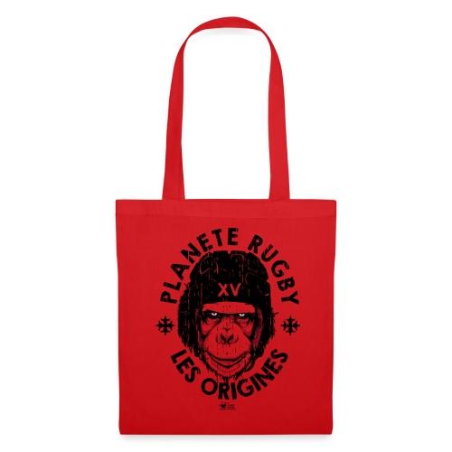 singe rugby png - Tote Bag