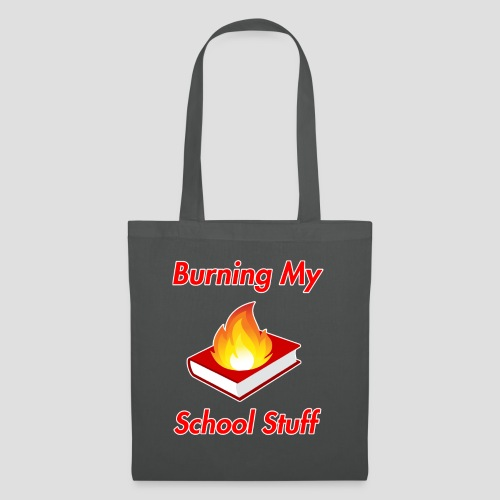 Burning My School Stuff Merchandise! - Kangaskassi