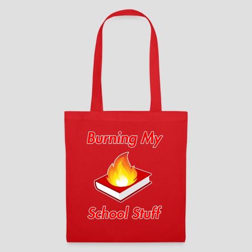 Burning My School Stuff Merchandise! - Kangaskassi