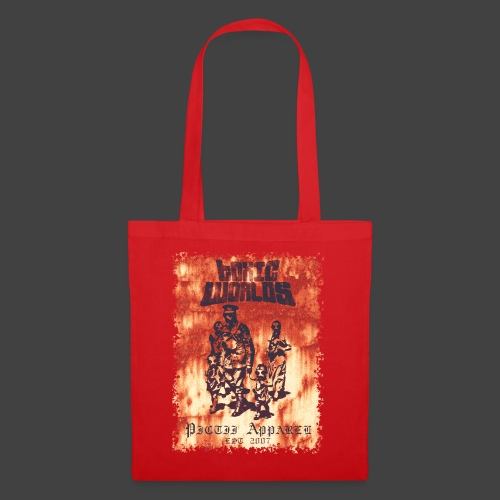 TOXIC WORLDS - 1B - Tote Bag