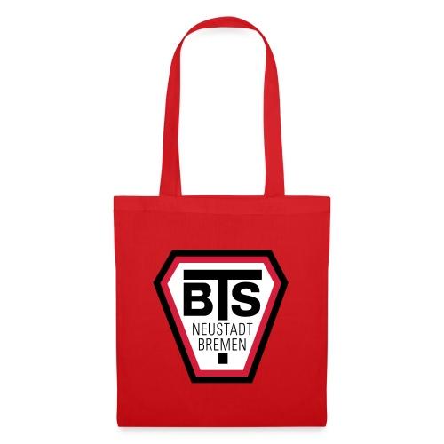 bts logo - Stoffbeutel