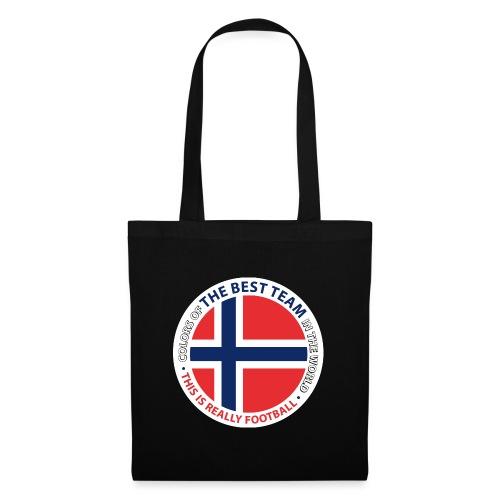 Norway Best Football Team - Tote Bag