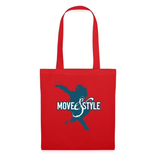 Move and Style Dance Academy - Stoffbeutel