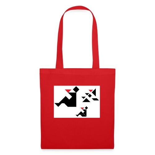 sreadshirt-catalogo-Uomo_con_coppa - Tote Bag