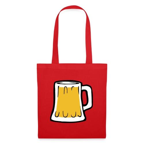 Boccale birra - Borsa di stoffa