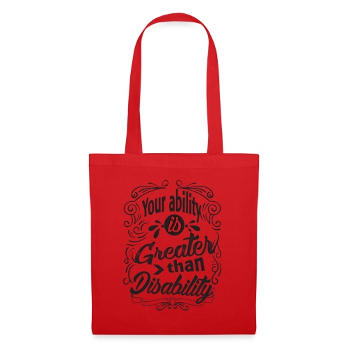 ability - Tote Bag