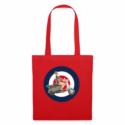 Scooter girl - Tote Bag