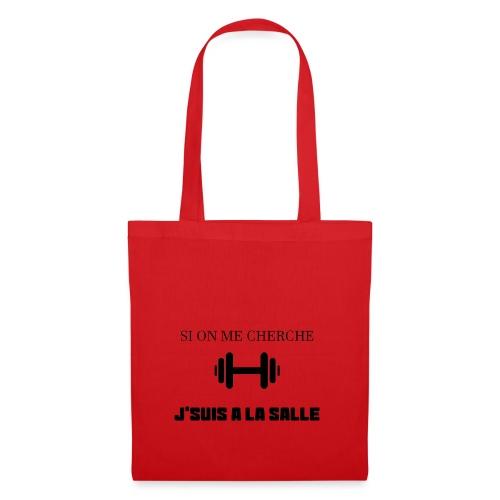 J SUIS A LA SALLE - Tote Bag