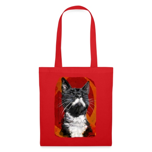 Stalin the Cat USSR - Tote Bag