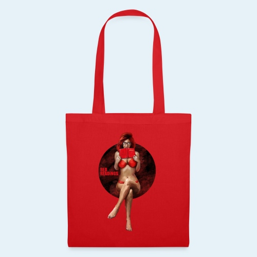 Red Readings - Bolsa de tela