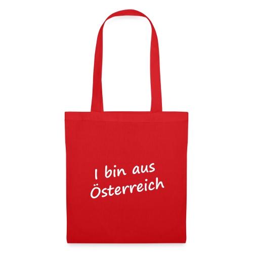 I bin aus Österreich - Stoffbeutel