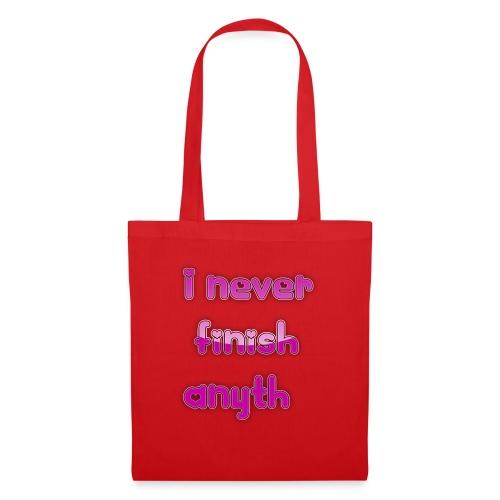 finish - Tote Bag