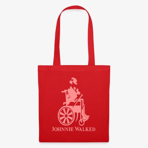Voor rolstoel gebruikers die van Whisky houden - Tas van stof