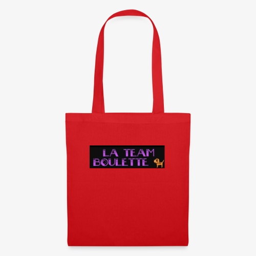 La team boulette - Tote Bag