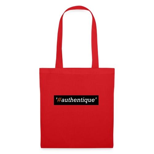 authentique - Tote Bag