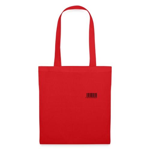 Code barre man - Tote Bag