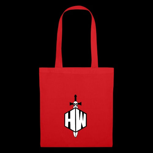 Black and White Logo - Tote Bag