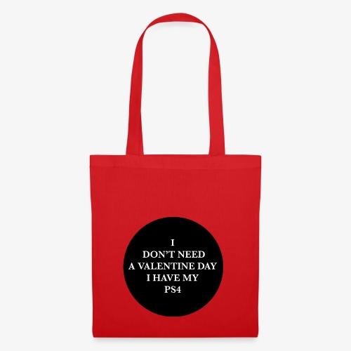 Valentine Day - Love videogame - Borsa di stoffa