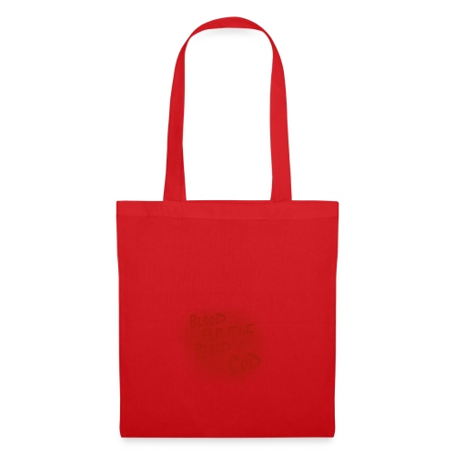 Blood For The Blood God - Tote Bag