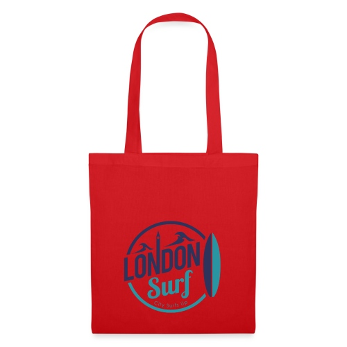 London Surf Classic Logo - Tote Bag