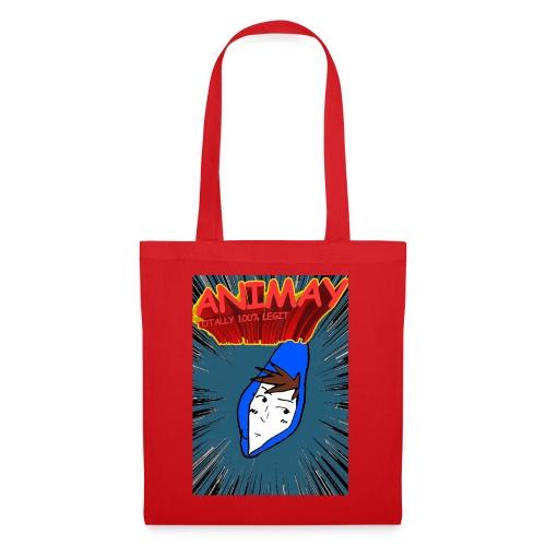 Animay: Toatally100% Legit - merch - Tote Bag