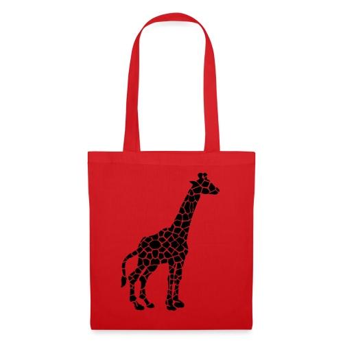 Giraffe (black) - Kangaskassi
