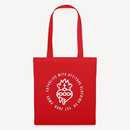 CATHOLICS WITH ATTITUDE CLOTHING CO. - Tote Bag