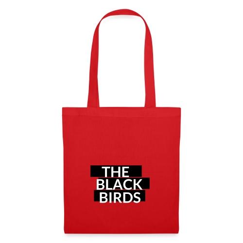 The Black Birds - Borsa di stoffa