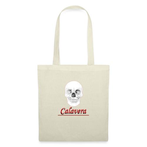Calavera - Bolsa de tela