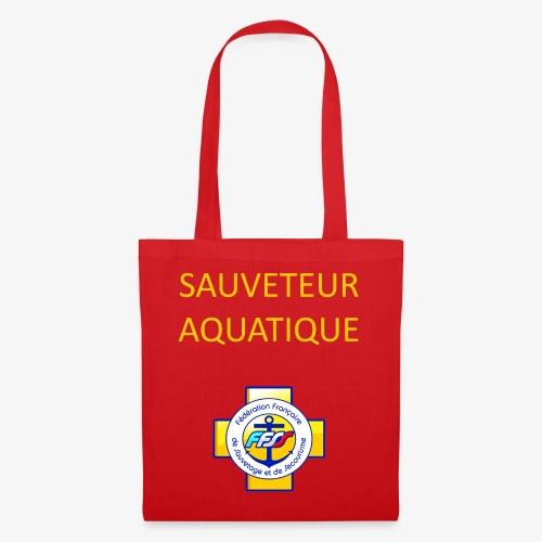 SAUVETEUR AQUATIQUE FFSS - Tote Bag
