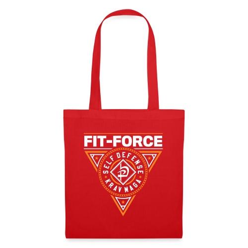 Fit-Force Driehoek - Tote Bag