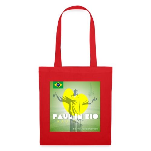 PAUL IN RIO RADIO - Tote Bag
