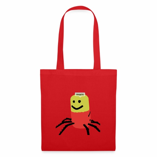 Despacito Spider - Tote Bag