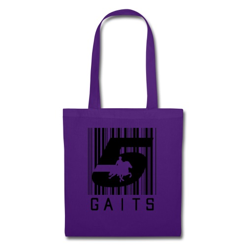 5gaitsBarcode 1 - Tote Bag