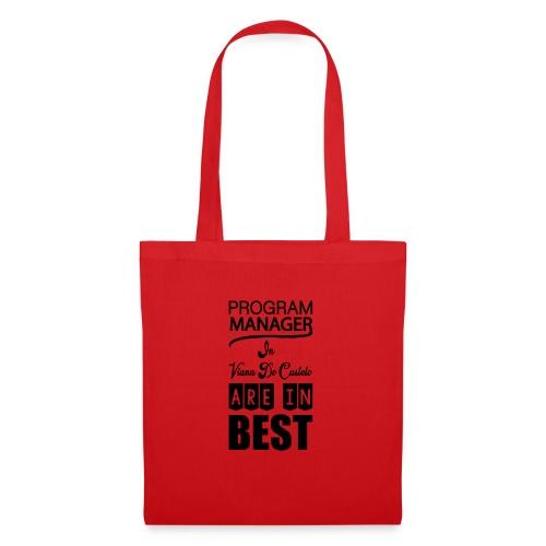 Program Manager - Tote Bag