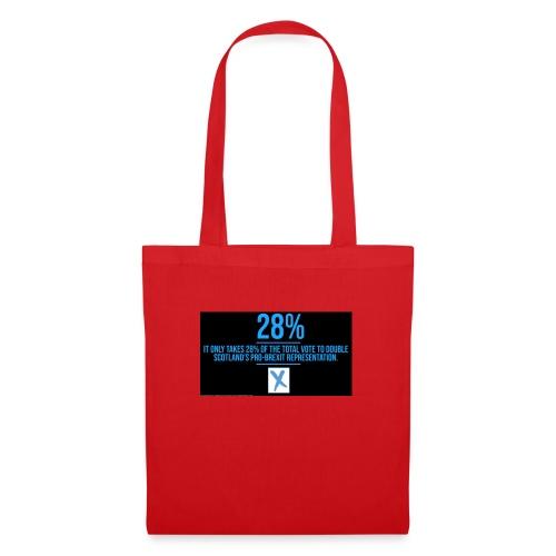 28% - Tote Bag