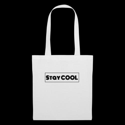 Stay COOL - Tas van stof