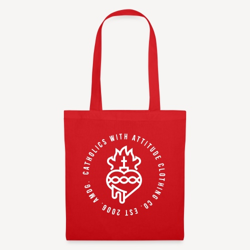 CATHOLICS WITH ATTITUDE CLOTHING CO. - Tote Bag