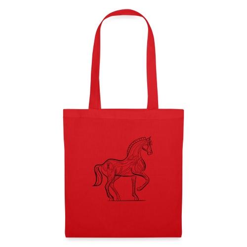 Equus Pferd - Stoffbeutel