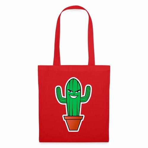 Cactus Hubert - Stoffbeutel