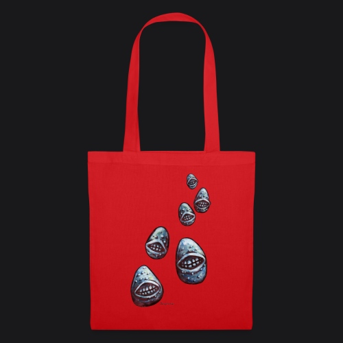 potatoes attack - Tote Bag