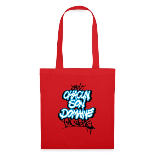 chacun son domaine - Tote Bag