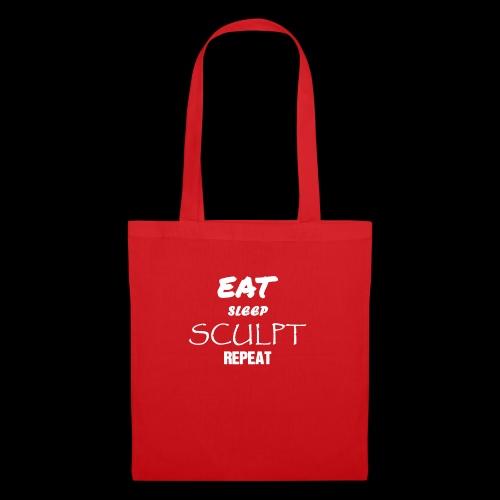 eat sleep B - Sac en tissu