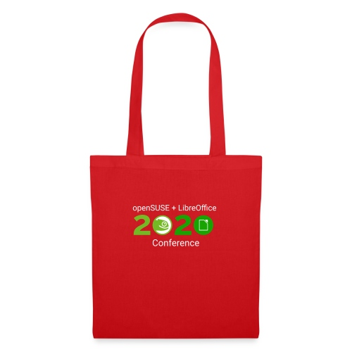 openSUSE + LibreOffice Conference 2020 - Tote Bag