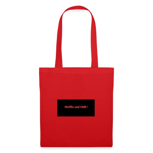 netflix and chill - Tote Bag