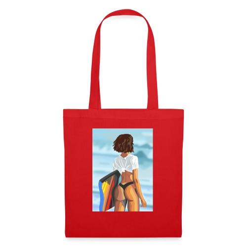 Pêche marine - Tote Bag