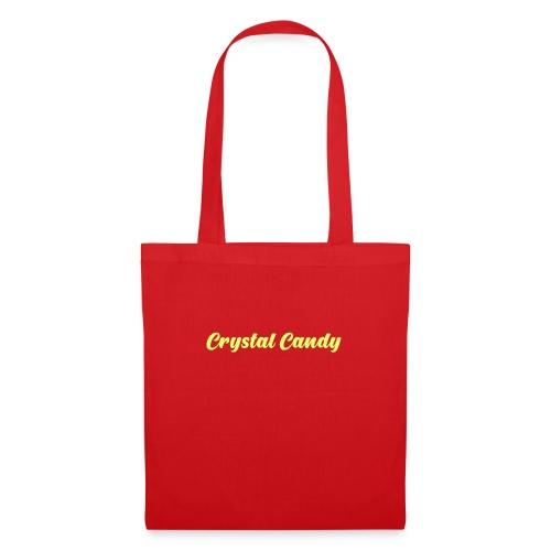 Camiseta basica CrystalCandy - Bolsa de tela