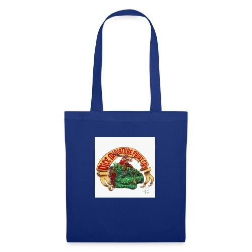 DiceMiniaturePaintGuy - Tote Bag